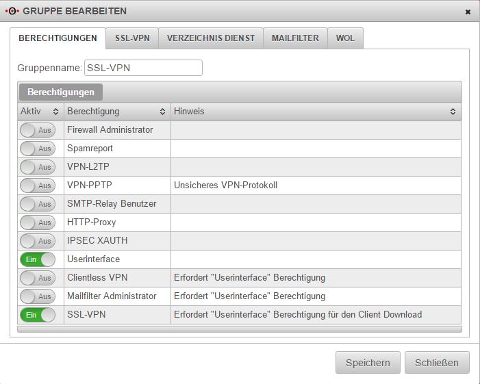 SSL-VPN Roadwarrior – Securepoint Wiki
